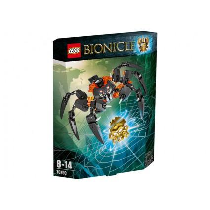 Lego-Bionicle,Regele paianjenilor cu craniu