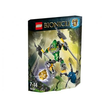 Lego-Bionicle,Lewa- Stapanul junglei