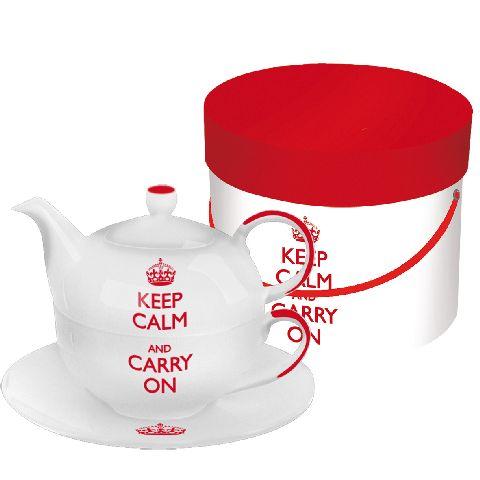 Ceainic GB Keep Calm..