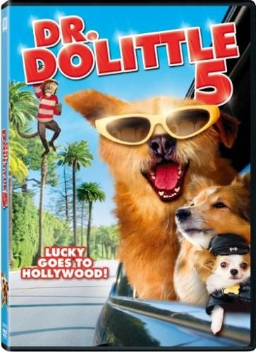 DOCTOR DOLITTLE 5: MILLION DOLLAR MUTTS
