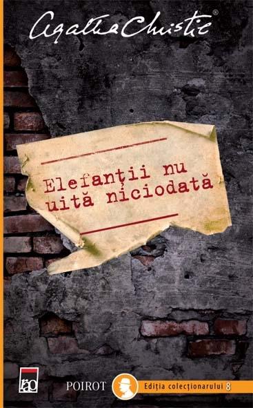 ELEFANTII NU UITA NICIODATA-POIROT EDITIA COLECTIONARULUI