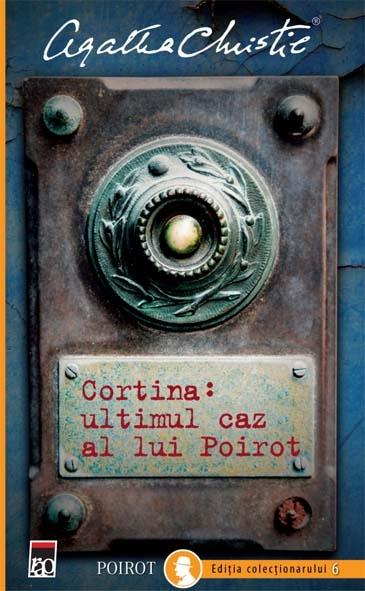 CORTINA: ULTIMUL CAZ AL LUI POIROT-POIROT EDITIA COLECTIONARULUI