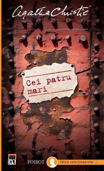 CEI PATRU MARI-POIROT EDITIA COLECTIONARULUI