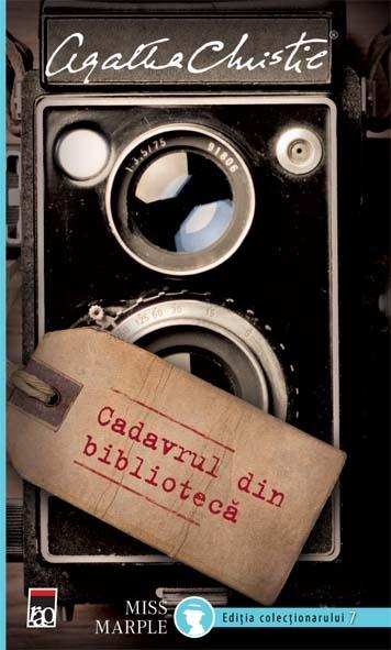 CADAVRUL DIN BIBLIOTECA-MISS MARPLE EDITIA COLECTIONARULUI