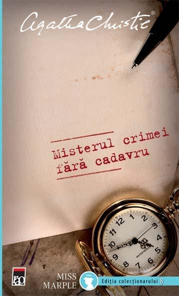MISTERUL CRIMEI FARA CADAVRU-MISS MARPLE EDITIA COLECTIONARULUI