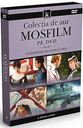 PACHET FILME RUSESTI (CONTINE 4 DVD-URI)
