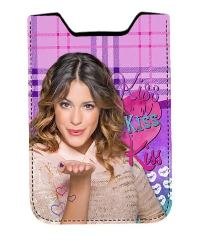 Husa telefon 7x15x1cm,Violetta