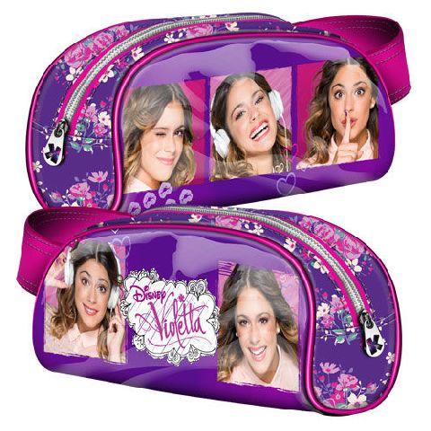 Geanta cosmetice 21x10x8cm,Violetta