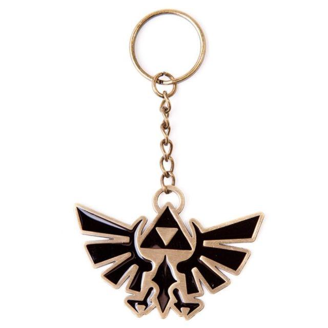 The Legend of Zelda Metal Key Ring Zelda Bird