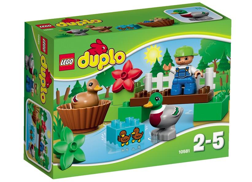 Lego-Duplo,Ratele din padure