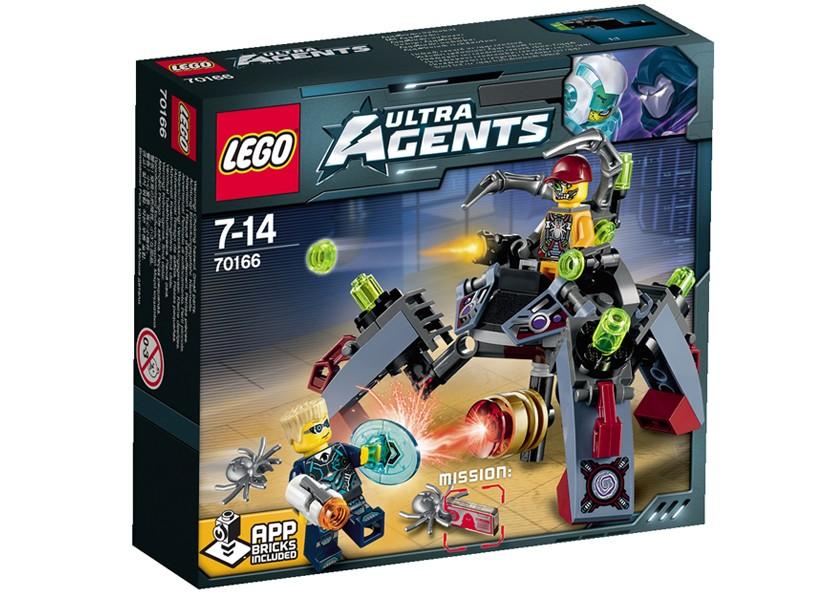 Lego-Agents,Infiltrarea Spyclo