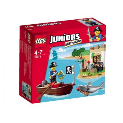 Lego-Juniors,Vanatoarea comori
