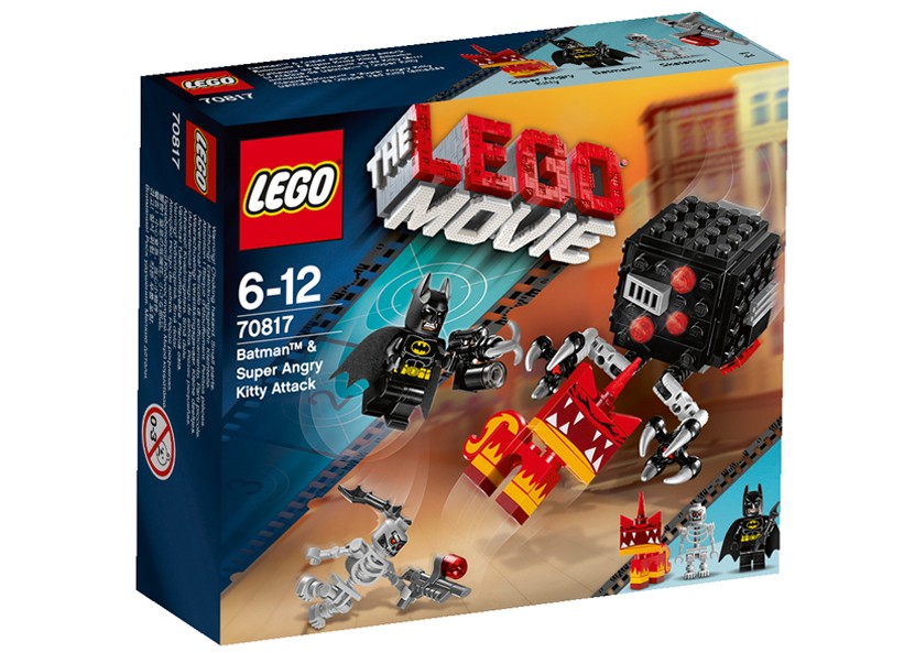Lego-Movie,Atacul lui Batman