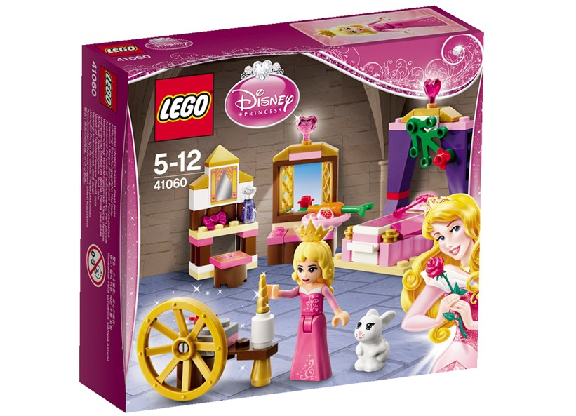 Lego-Disney Pricess,Frumoasa din padurea adormita