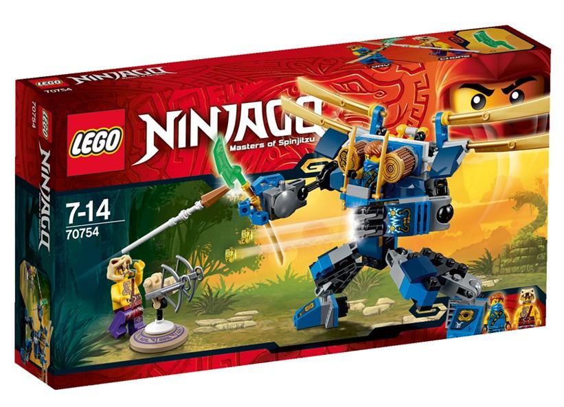 Lego-Ninjago,ElectroMech