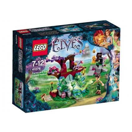 Lego-Elves,Farran si globul