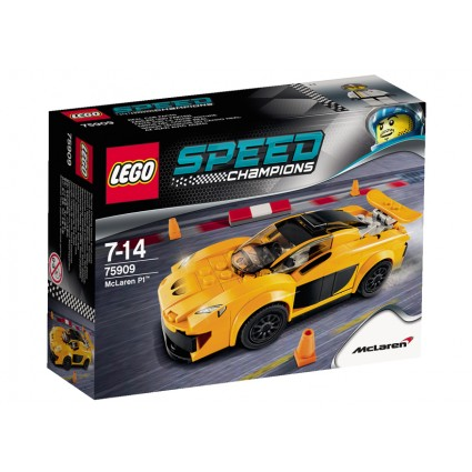 Lego-Speed Champions,McLaren  P1