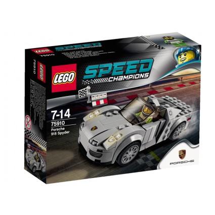 Lego-Speed Champions,Porsche 918 Spyd
