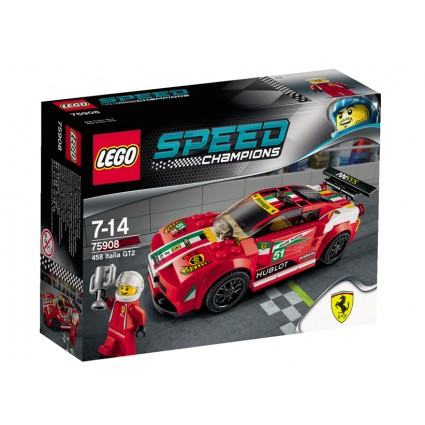 Lego-Speed Champions,458 Italia GT2