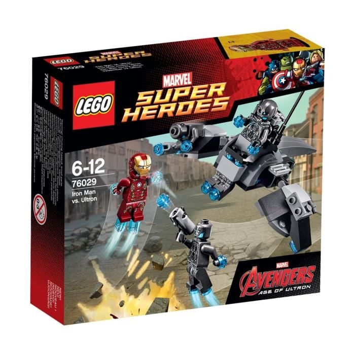Lego-Super Heroes,Iron Man