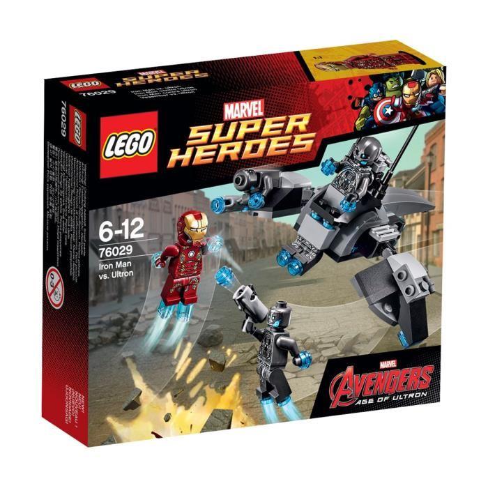 Lego-Super Heroes,Iron Man