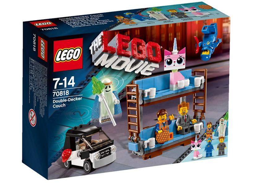 Lego-Movie,Autocar cu etaj