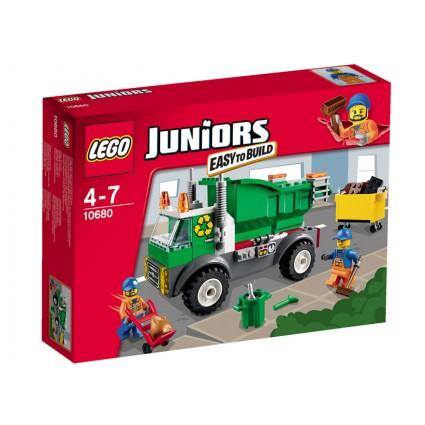 Lego-Juniors,Camion gunoier
