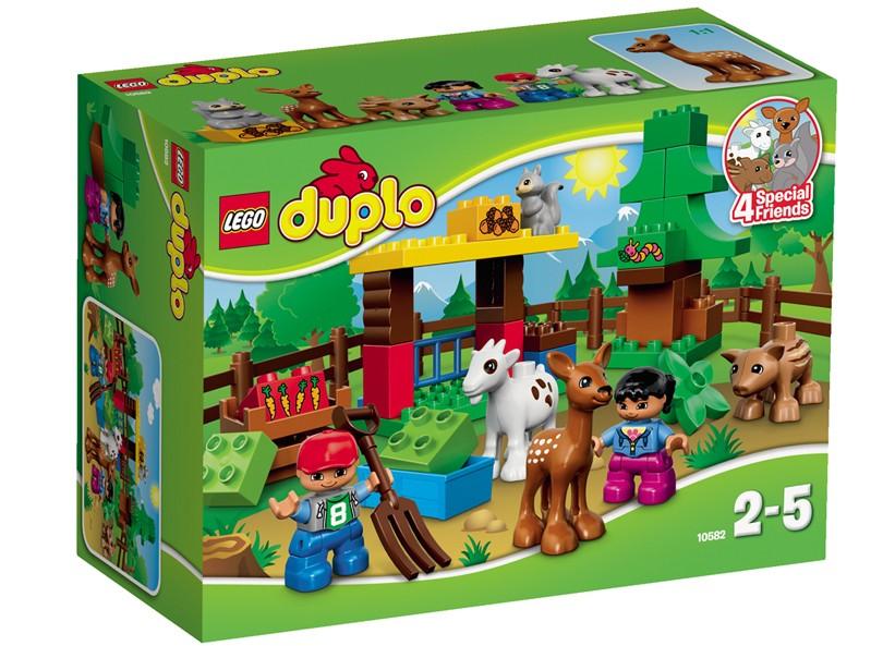 Lego-Duplo,Animale din padure