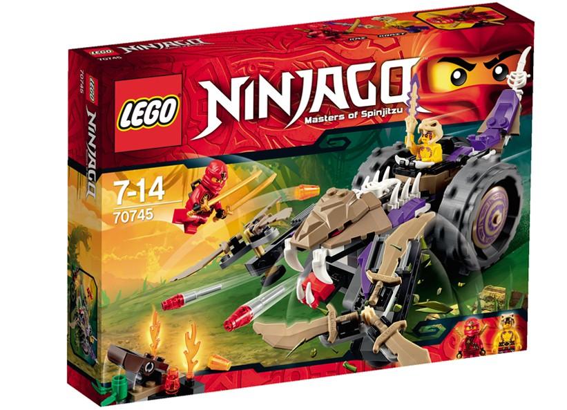 Lego-Ninjago,Vehiculul Anacond