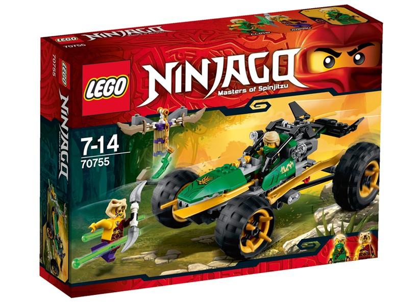 Lego-Ninjago,Vehicul pentru jun
