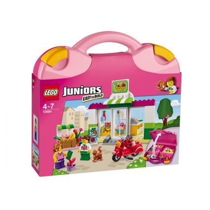 Lego-Juniors,Valiza Magazin