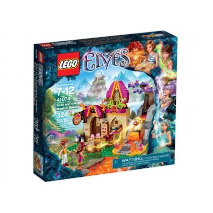 Lego-Elves,Azari si brutaria