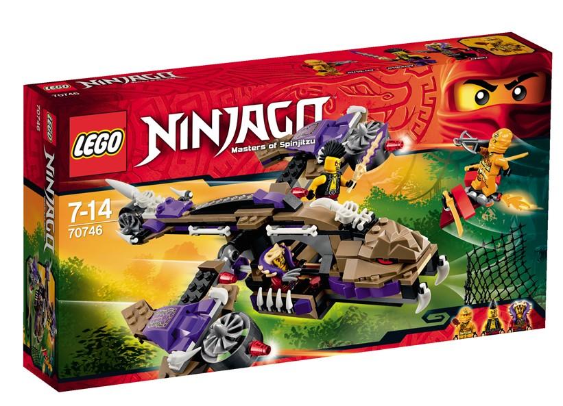 Lego-Ninjago,Atacul elicopteru
