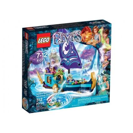Lego-Elves,Corabia aventurii