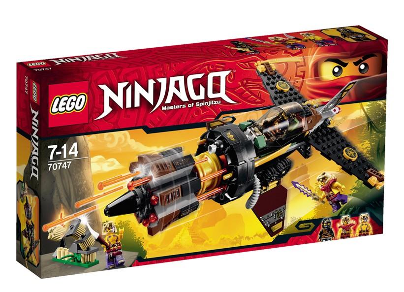 Lego-Ninjago,Spargator piatra