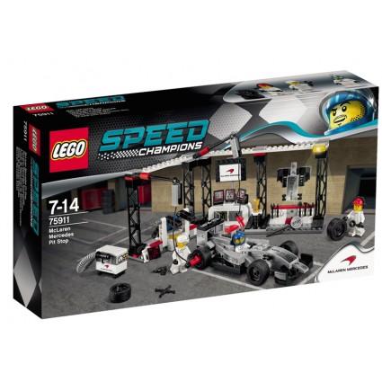 Lego-Speed Champions,Oprire McLaren