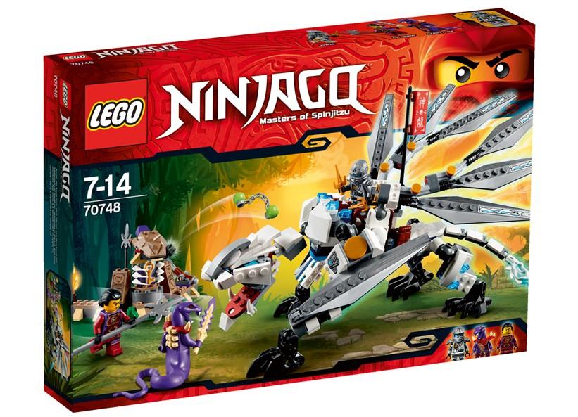 Lego-Ninjago,Dragonul Titan