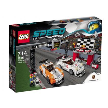 Lego-Speed Champions,Porsche...
