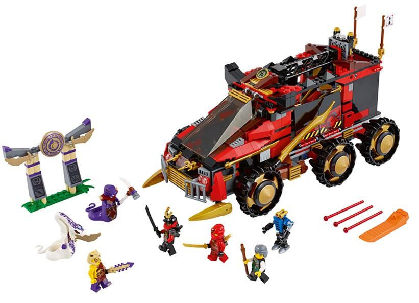 Lego-Ninjago,Ninja DB X
