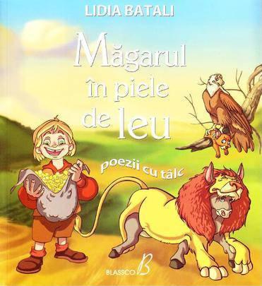 MAGARUL IN PIELE DE LEU