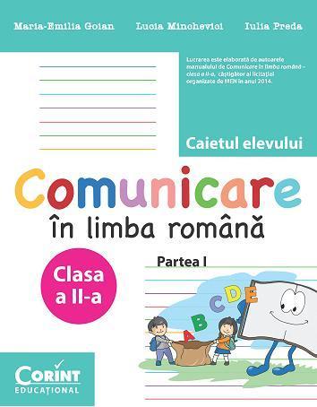 COMUNICARE IN LIMBA ROMANA CLS A II-A P1
