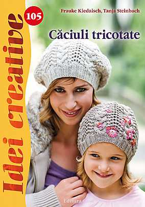 CACIULI TRICOTATE-IDEI CREATIVE 105