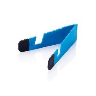Stand pliabil pentru tableta, albastru