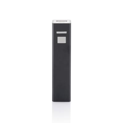 Baterie portabila 2200mAh dreptunghi, negru