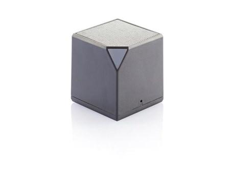 Boxa portabila cub, Bluetooth,  gri