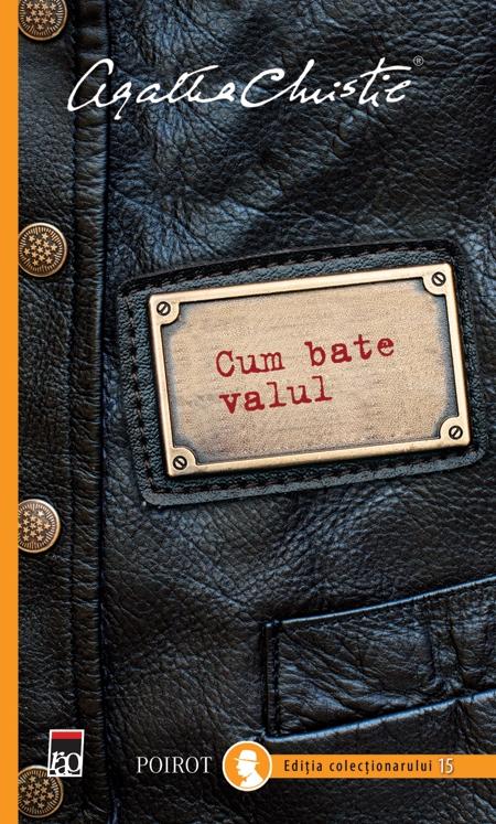 CUM BATE VALUL-POIROT EDITIA COLECTIONARULUI