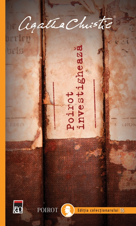 POIROT INVESTIGHEAZA-POIROT EDITIA COLECTIONARULUI