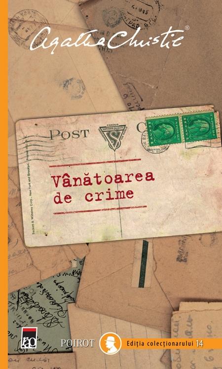 VANATOAREA DE CRIME-POIROT EDITIA COLECTIONARULUI
