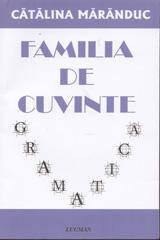 FAMILIA DE CUVINTE .