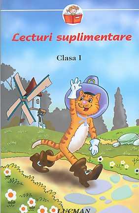 LECTURI SUPLIMENTARE CLASA I